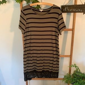 LILY LOVES Sz 14 tunic dress